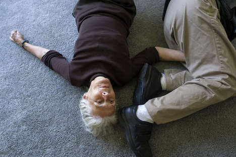 Elderly Love Triangle Photography -