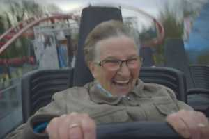 'Vodafone Firsts' Helped Two Dutch Grandmas Fly for the First Time