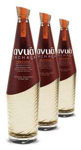 Alcoholic Sugar Cane Spirits - The Avuá Cachaça Spirit is a Super Sweet Sugar Cane Drink