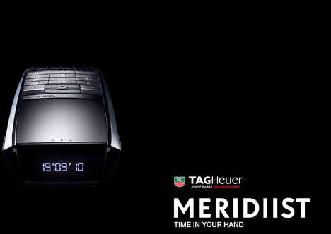 TAG Heuer Meridist Infinite