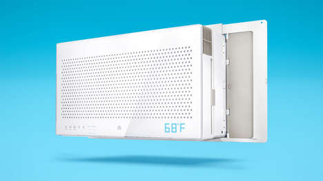 Energy-Saving Air Conditioners - This Smart Air Conditioner is a Perfect 2014 Earth Day Purchase
