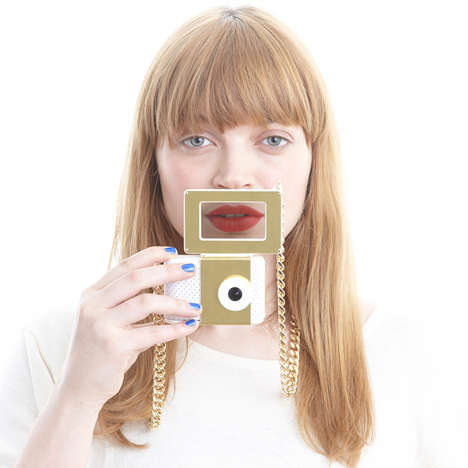 Playful Beauty-Enhancing Tech - TaliaYstudio Has Fun with Wearable Technology
