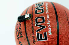 9 High-Tech Sports Balls - From App-Connected Basketballs to Energy-Storing Soccer Balls