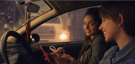 Brutal Distracted Driving Ads - This Ad Aims to Discourage Text Messaging While Driving