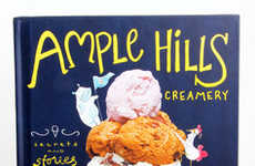 Ice Cream Cookbooks - This Ice Cream Shop Has Unleashed Their Signature Flavors in a Cookbook