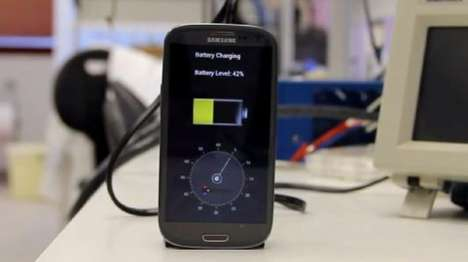 Instant-Charge Smartphone Batteries - These Batteries by Storedot Can Be Fully Charged in Seconds