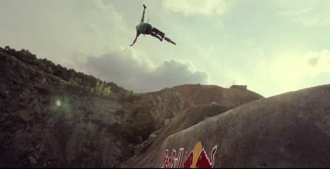 Reaching New Heights - Red Bull Gives Wings to Artists and Athletes Alike (SPONSORED)