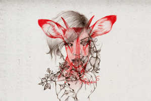 Illustrator Peony Yip Drew Women with a Wild Perspective