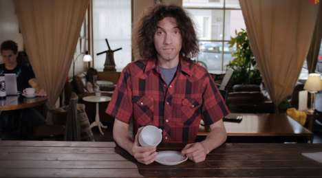 Coffee-Worshipping Hipster Parodies - The Hipsters Love Coffee Video is Hilariously Accurate