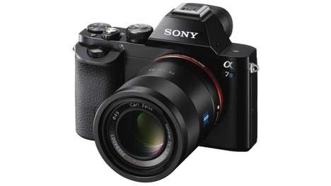 Dynamic Ultra HD Cameras - The Versatile Sony Alpha 7S Captures Full HD Photo and Video