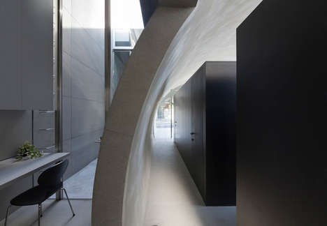 Tunnel-Shaped Homes - The