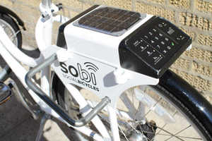 Social Bicycles Combines Cycling with Social Media