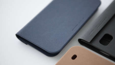 Supremely Slim Smartphone Covers - The Galaxy S4 Switch Case is Sleekly Designed