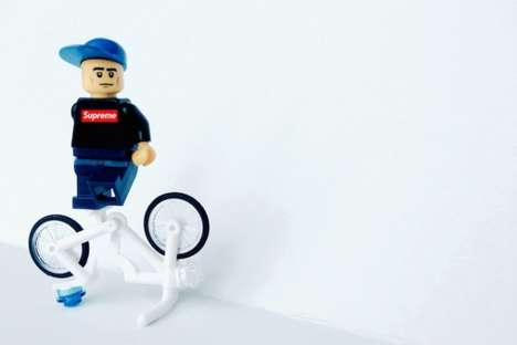 LEGO Streetwear Recreations - Adly Syairi Ramly