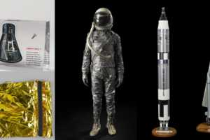 The 'Space History Sale' Comprises Precious Space Exploration Items