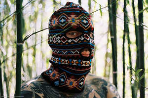 The Grifters SS 2014 Collection is a Mask-Filled Affair