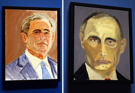 President-Painted Portraits -