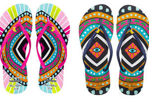The Havaianas Mara Hoffman 2014 Collection is Full of Vibrant Colors