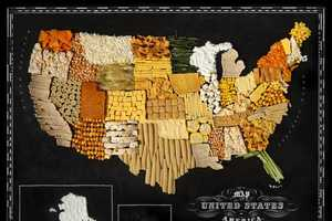 From Edible City Maps to US Sitcom Maps