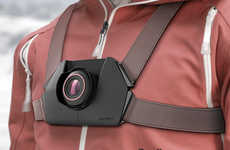 30 Conveniently Wearable Cameras