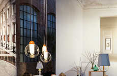 Surreal Vintage Furniture - This Contemporary Furniture and Lighting Collection is Stunning