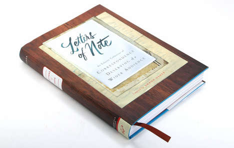 Popular Penmen Stationery - Letters of Note is a Personal Diary That Features Famous Notes