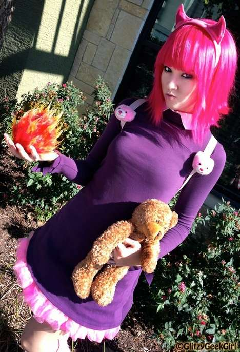 Multiplayer Battle Game Costumes - This League of Legends Annie Cosplay is Super Cute