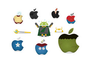 These Creative Apple Logos Will Save You From Boredom