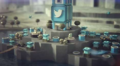 Social Media Kingdom Spoofs - Hootsuite