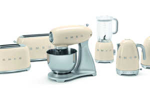This New Range of Retro Kitchen Appliances is Stunning