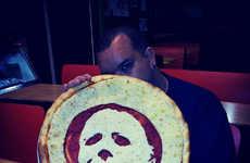 Villain Pizza Art