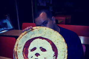 These Horror Pizza Portraits Pay Homage to Your Favorite Villains
