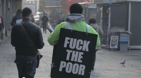 Uncompassionate Poverty Experiments - The Pilion Trust Tests Concern for Poverty in London