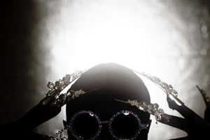 The A-Morir Fall 2014 Eyewear Ads are Out of this World