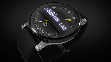 Punctuality-Encouraging Watches - This Box Clever Concept Watch Helps You Be More Punctual
