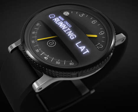 Punctuality-Encouraging Watches