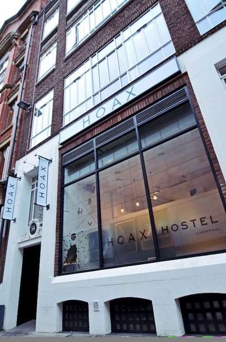 Anti-Establishment Luxury Hostels - A New Breed of Luxury Hostel is Making Its Mark in Liverpool