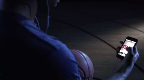 Performance-Tracking Basketballs - The Wilson Smart Basketball Has Sensors That Track your Shots