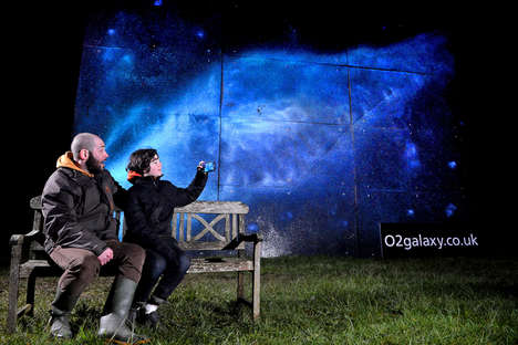 Starry Bioluminescent Billboards - O2