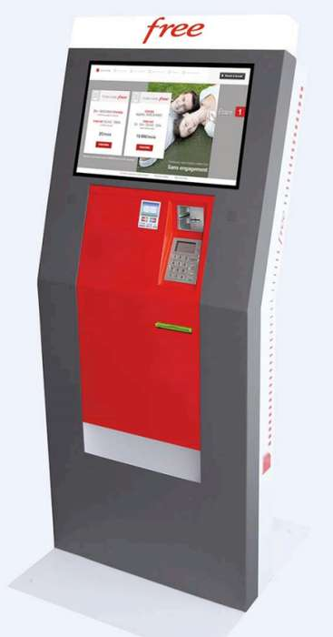 Microchip Vending Machines - A Mobile Vending Machine Provides Plans and SIM Cards On the Spot