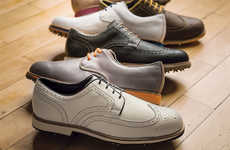 Effortlessly Stylish Golf Shoes