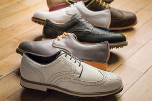 These Shoes Will Be Released Right After the 2014 Golf Masters
