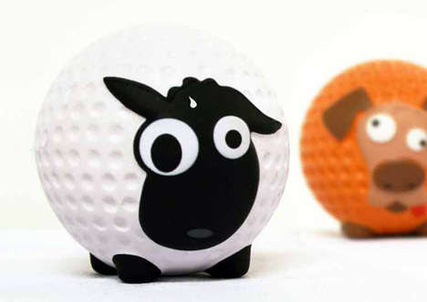 15 Golf Ball-Inspired Gifts - These Golf Ball Gifts are in Homage of the 2014 Masters Tournament