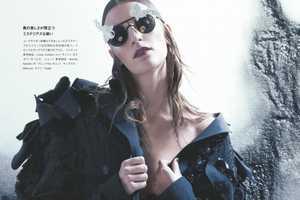 Laura Kampan Stars in Numéro Tokyo's May 2014 Issue
