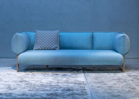 Customizable Jersey Sofas - This New Modular Sofa System is Smart and Comfortable