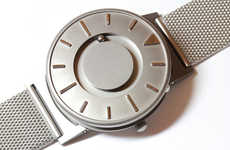 Touch-Sensitive Timepieces
