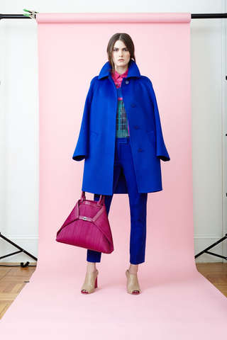 Architecturally Adept Attires - Akris Resort 2014 is Inspired by Luis Barragán
