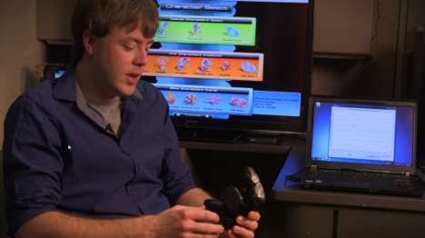 Emotion-Detecting Gaming Controllers - This Video Game Controller Detect Players