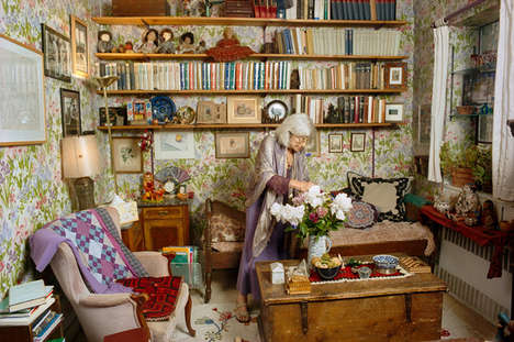 Shrink Office Photography - Mark Gerald Photographs an Array of Psychoanalyst Spaces
