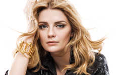 Benjamin Kanarek Captured Mischa Barton in the City of Lights